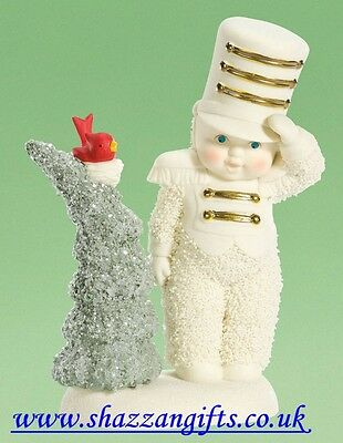 Snowbabies Snowbabies On Duty. New & Boxed
