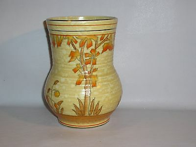 A Charlotte Rhead for Crown Ducal  'Spanish Tree' Vase C.1930's