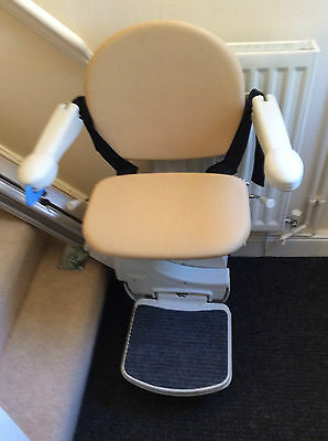 Handicare Minivator Simplicity 950+ Straight Stairlift Immaculate Reconditioned