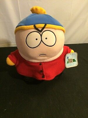 SOUTH PARK Vintage 1998  CARTMAN Large PLUSH Stuffed
