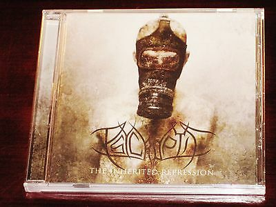 Psycroptic: The Inherited Repression CD 2012 Nuclear Blast USA NB 2695-2 NEW