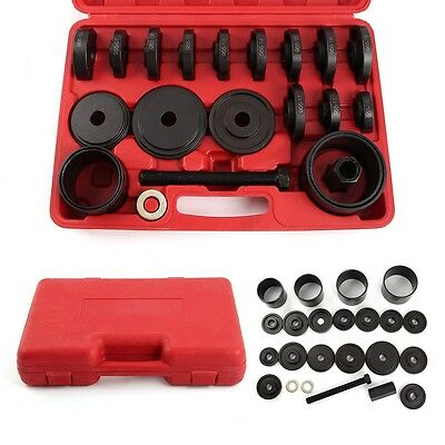 Duty Wheel Bearing Removal Professional Tool Set Kit For Front Wheel Drive Heavy