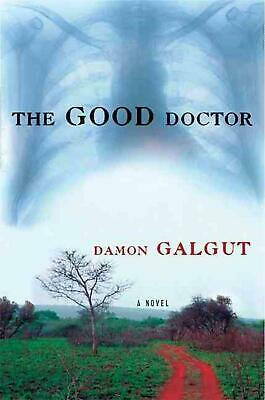 The Good Doctor by Damon Galgut (English) Paperback Book Free Shipping!