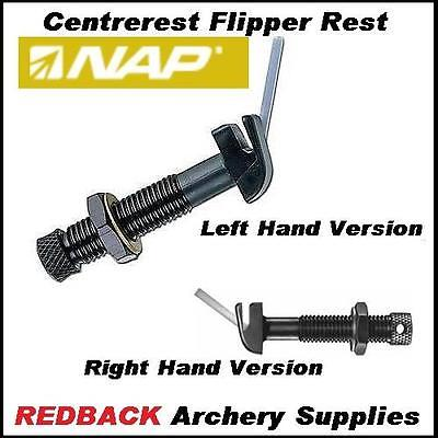 ONE NAP Flipper Rest Centre Rest Right Hand screw in arrow rest