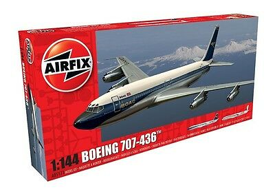 Airfix A05171 Boeing 707 - 436 Model Kit 1:144 New