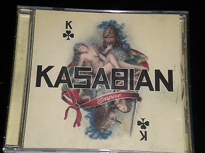 Kasabian - Empire - CD Album - 2006 - 11 Great Tracks - 2006 Sony Music