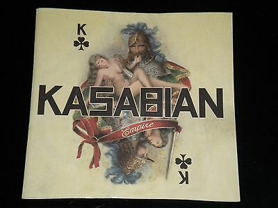 Kasabian - Empire - 2006 - CD Album - 11 Great Tracks - RCA Record Label