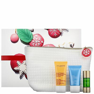NEW Clarins Gifts & Sets Detox Collection FREE P&P