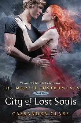 City of Lost Souls (The Mortal Instruments, Book 5) (Paperback), . 9781406337600
