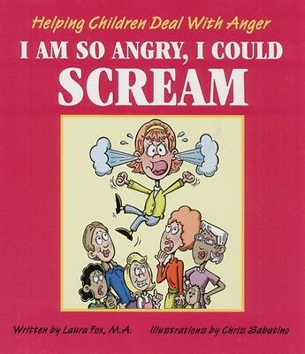 I am So Angry, I Could Scream: Helping Children Deal with Anger (Let's Talk) (P.