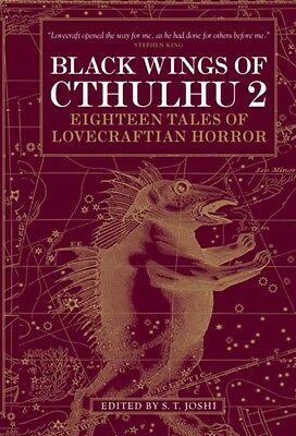 Black Wings of Cthulhu (Volume Two): 2 (Cthulhu 2) (Paperback), J. 9780857687845