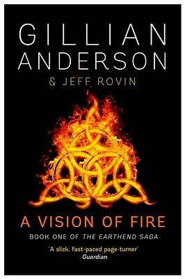 A Vision of Fire: Book 1 of The EarthEnd Saga (Paperback), Anders. 9781471137723