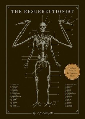 The Resurrectionist: The Lost Work and Writings of Dr. Spencer Black (Hardcover)
