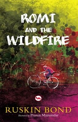 Rom and the Wildfire (Mass Market Paperback), Bond, Ruskin, 9788129129352