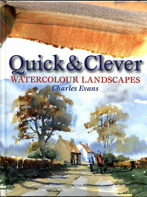 Book - Quick & Clever Watercolour Landscapes
