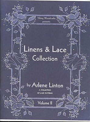 DECORATIVE  ART  -  LINENS & LACE  COLLECTION  Vol 2