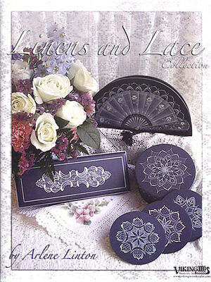 DECORATIVE  ART  -  LINENS & LACE  COLLECTION  Vol 1