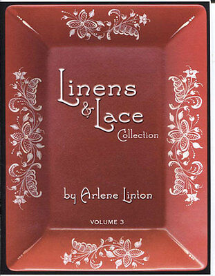 DECORATIVE  ART  -  LINENS & LACE  COLLECTION  Vol 3