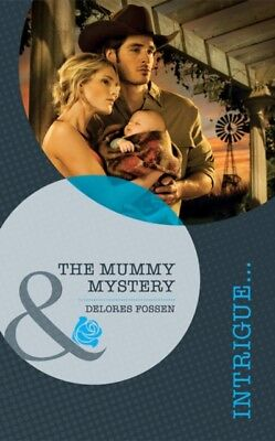 The Mummy Mystery (Mills & Boon Largeprint Intrigue) (Hardcover),. 9780263223422