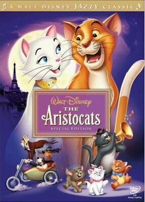 The Aristocats (Special Edition) [DVD], Walt Disney, 8717418148928, Phil Harris.