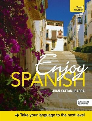 Enjoy Spanish Intermediate to Upper Intermediate Course: Book and CD Pack (Teac.