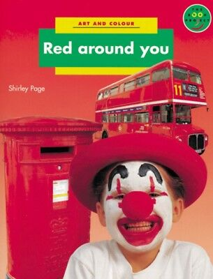Red Around You (LONGMAN BOOK PROJECT) (Paperback), Page, Shirley, 9780582123076
