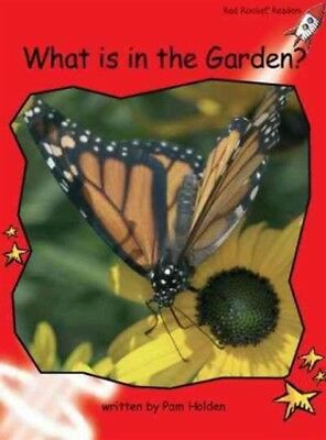 What's in the Garden?: Level 1: Early (Red Rocket Readers: Non-fi...