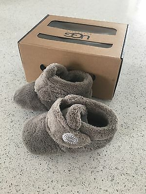 Brand New In Box Baby Ugg Bixbee Size 2/3 6-12 Months