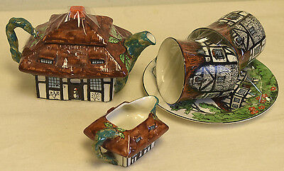 Maddock & sons ~ The original thatched cottage ware