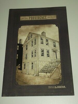 Providence #9 Avatar Comics Ancient Tome Cover Nm (9.4)