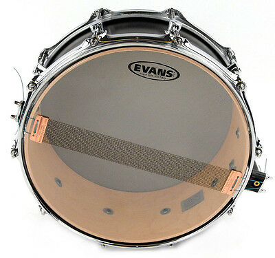Evans 13 Inch Hazy 300 Snare Side Head