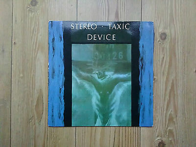 Stereo Taxic Device – Stereo Taxic Device : KK Records LP 1990 Coldwave