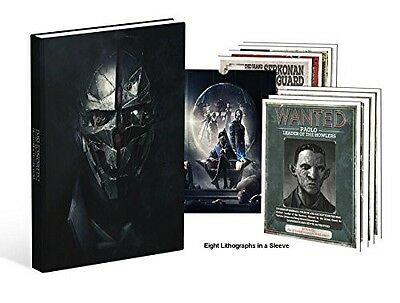 Dishonored 2 Oficial Collector's Guide