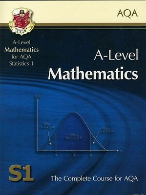A-Level Maths for AQA - Statistics 1: Student Book (Paperback), C. 9781847627988