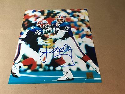 JIM KELLY The Bills Autograph Signed Photo 8x10