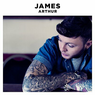 JAMES ARTHUR - JAMES ARTHUR: CD ALBUM (November 4th 2013)