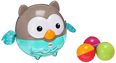 Fisher-Price 2-in-1 Activity Chime Ball New
