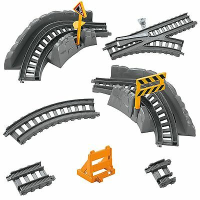 Fisher-Price Thomas the Train TrackMaster Hazard Tracks Expansion Pack New