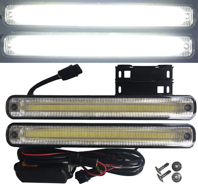 2x LED Tagfahrlicht HIGH POWER mit Modul VW Phaeton 3D2 EOS up! Bus T4 T5 M3