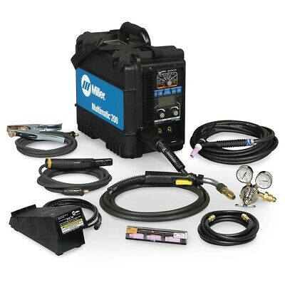 Miller Multimatic 200 MIG/Stick Welder with TIG Kit - 951649