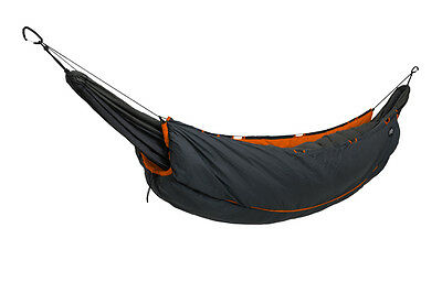 ENO Vulcan UnderQuilt for Eagles Nest Outfitters Hammocks - Orange/Charcoal