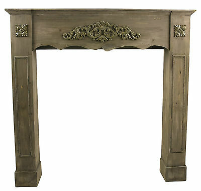 console de la chemin e noir bordure console pour ancien. Black Bedroom Furniture Sets. Home Design Ideas