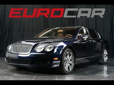 2006 Bentley Continental Flying Spur Flying Spur Sedan 4-Door 2006 Bentley Continental Flying Spur, IMMACULATE AND SERVICED, NO ISSUES