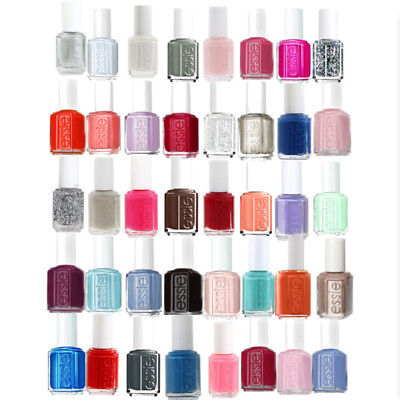 Essie Nail Polish Lacquer 0.46oz/13.5ml *Choose any 1 color* Pack 4