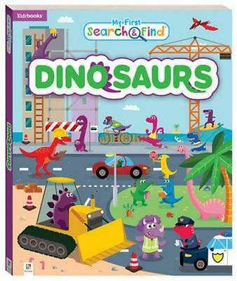 NEW My First Search and Find Board Book Free Shipping