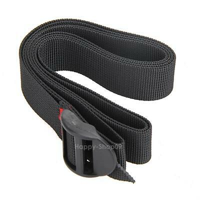 1pc Nylon Cargo Tie Down Luggage Lash Belt Strap Cam Buckle Travel Kits Set