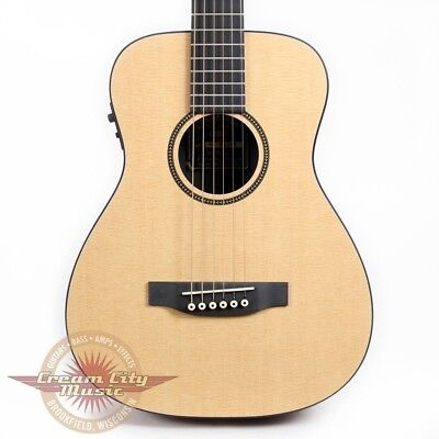 Brand New Martin LXME Little Martin Acoustic Electric Travel Guitar Fishman Isys