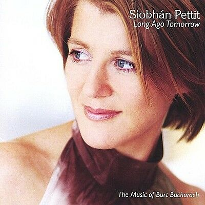 Siobhan Pettit - Long Ago Tomorrow [New CD]