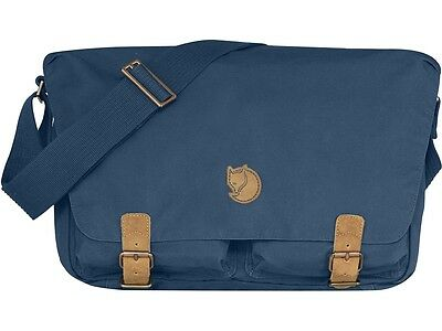Fjäll Räven Övik Shoulderbag uncle blue 10 L Messenger Schultertasche