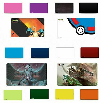 Ultra Pro Spielmatte Playmat Artists Gallery Yugioh, Magic - verschiedene Farben